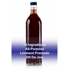 19 Ingredients All-Purpose Liniment | Premade | Dit Da Jow