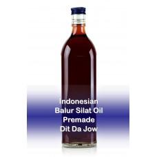 Indonesian Balur Silat Oil | Premade | Dit Da Jow
