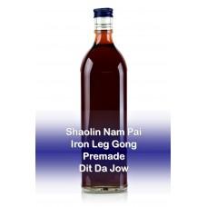 Shaolin Nam Pai Iron Leg Gong Jow | Premade | Dit Da Jow