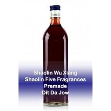 Shaolin Wu Xiang Jow | Shaolin Five Fragrances Jow | Premade | Dit Da Jow