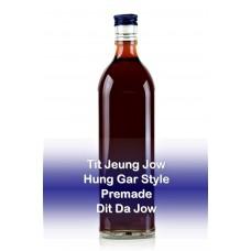 Tit Jeung Jow-Hung Gar Style | Premade | Dit Da Jow