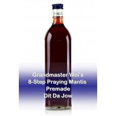 Grandmaster Wei's Eight-Step Praying Mantis Style | Premade | Dit Da Jow