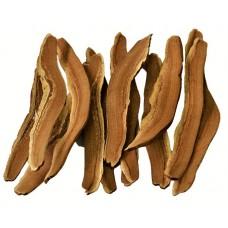 Ling Zhi Hei | Ganoderma Mushroom | Reishi Black Sliced
