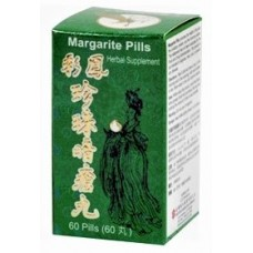 Zhen Zhu An Chuang Aka Margarite Pills, Patent Pill Formula: bottle 60 pills = 5 day supply