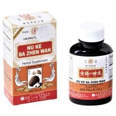 Ba Zhen Tang, patent pill formula: bottle 200 pills = 8 day supply