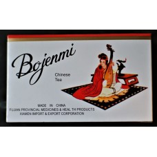 Bojenmi, Patent Tea Formula: 4 boxes = 60 day supply
