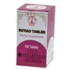 Bu Tiao, Patent Pill Formula: bottle 100 pills = 9 day supply
