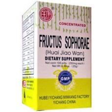 Huai Jiao Wan   Fructus Sophora Pills - Bottle