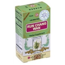 Run Chang Tang, Patent Pill Formula: bottle 200 pills = 8 day supply