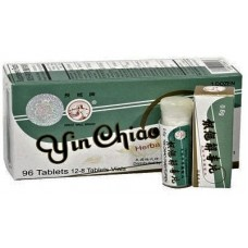 Yin Chiao Chieh Tu Pien, Patent Pill Formula: 8 boxes = 60 day supply