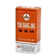 Yun Xiang Jing Medicated Oil, patent formula: 30 ml bottle
