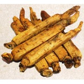 Korean Ginseng Graded # 10 Quality Loose Roots, One Pound