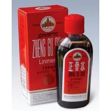 Zheng Gu Shui, Patent Liniment Formula: bottle 100cc