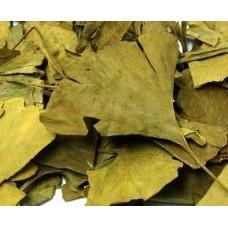 Bai Guo Ye (Ginkgo Leaf) - sold by the pound